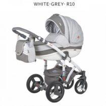 Adamex Vicco White-Grey 2 în 1