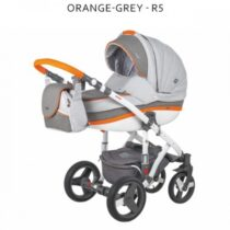 Adamex Vicco Orange-Grey 2 în 1