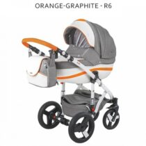 Adamex Vicco Orange-Graphite 2 în 1