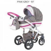 Adamex Vicco Pink Grey 2 în 1