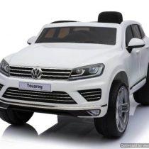 Masina Electrica Volkswagen Touareg – Alb