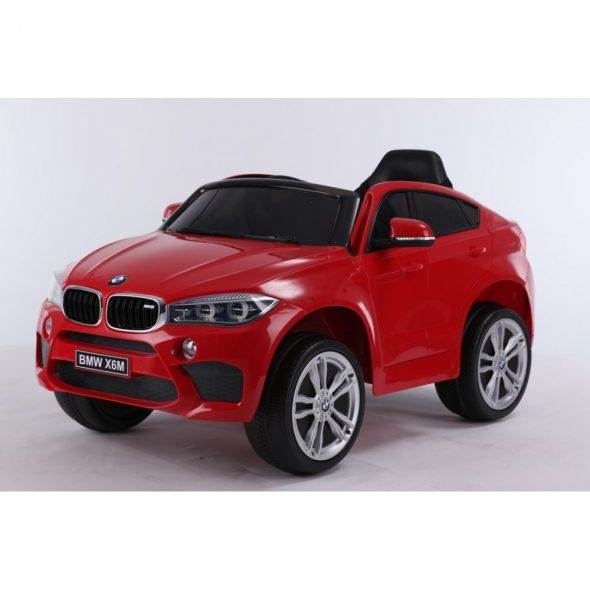 BMW X6M – RED