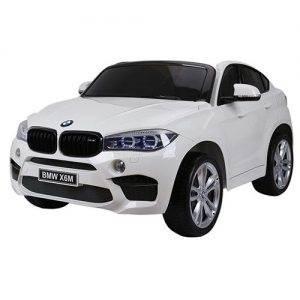 BMW X6M – WHITE