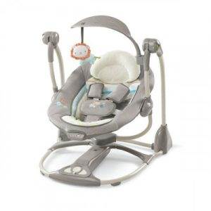 BRIGHT STARTS – Ingenuity Candler 2in1