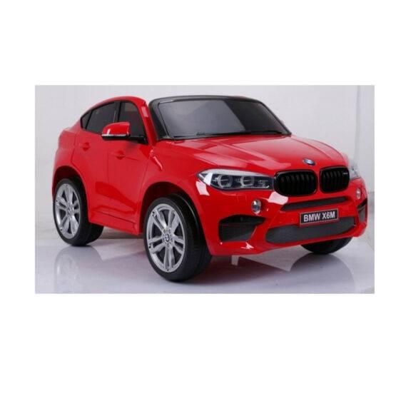 "BMW X6M ""2 LOCURI"" – RED"